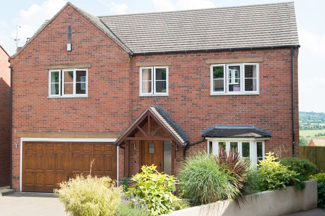 Thumbnail Detached house for sale in Howcombe Gardens, Napton, Southam