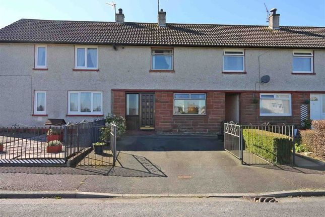 Thumbnail Terraced house for sale in Osborne Crescent, Dumfries