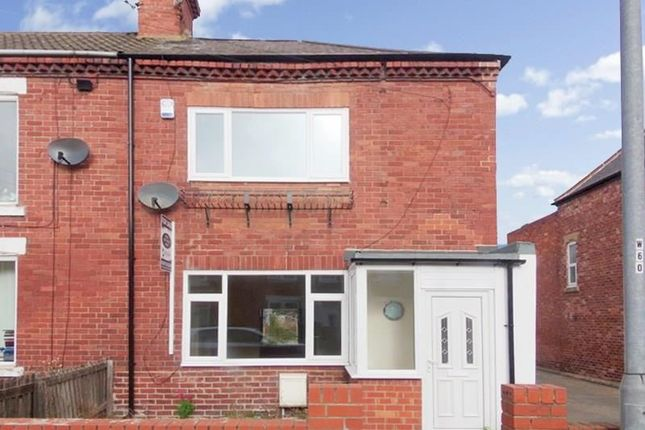 Thumbnail Terraced house to rent in Rothesay Terrace, Bedlington