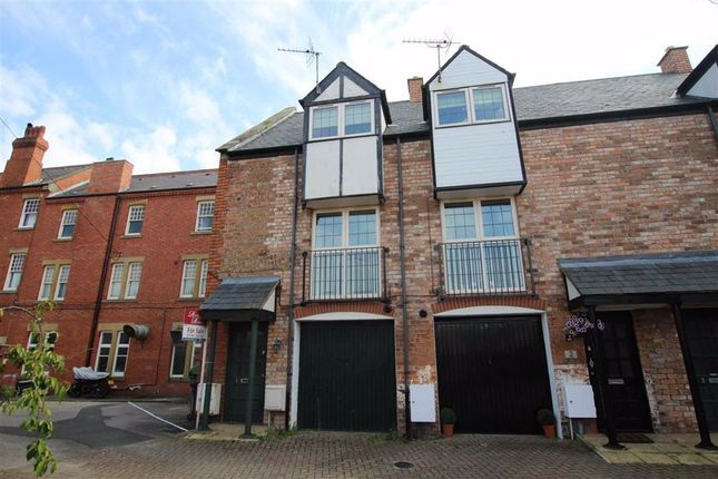 Thumbnail End terrace house for sale in Stable Gate, Prestatyn, Denbighshire