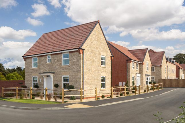 """Thumbnail Detached house for sale in """"Hadley"""" at Oxford Road, Calne"""