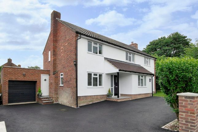 Thumbnail Detached house for sale in Wellesley Road, Andover