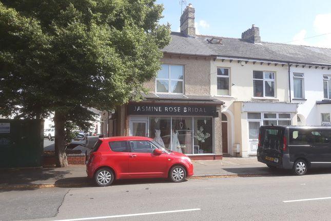Thumbnail Flat for sale in Caerleon Road, Newport