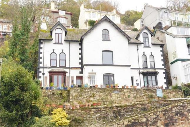 Thumbnail End terrace house for sale in Station Road, Looe