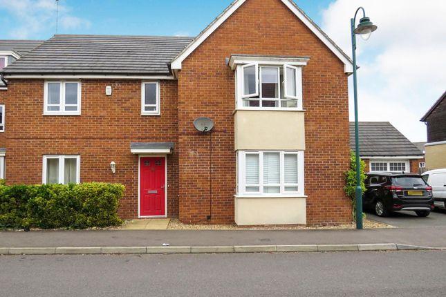 Front of Howegate Drive, Hampton Vale, Peterborough PE7