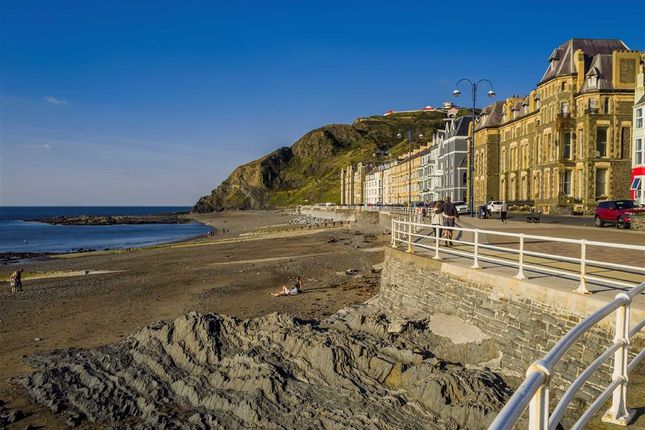 Thumbnail Flat for sale in Marine Terrace, Albert Place, Aberystwyth