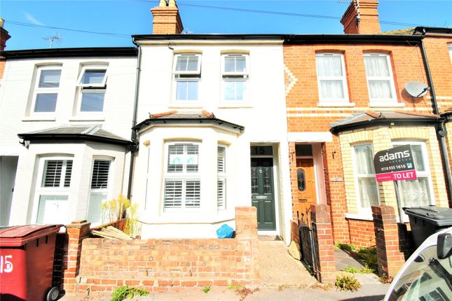 Thumbnail 2 bed terraced house for sale in Amherst Road, Reading, Berkshire
