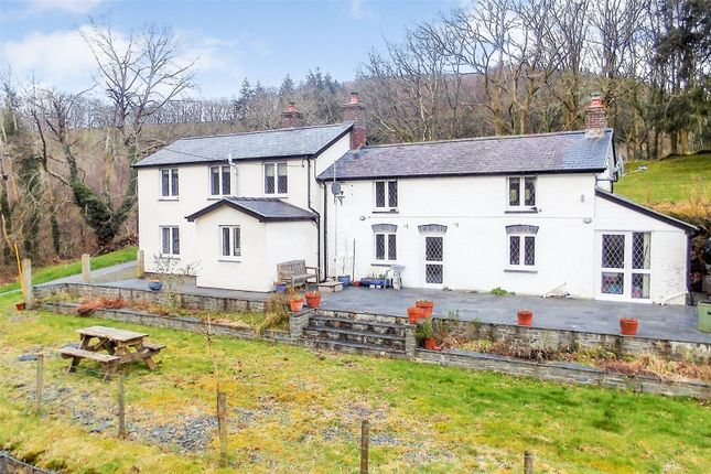 Thumbnail Detached house for sale in Talywern, Machynlleth, Powys