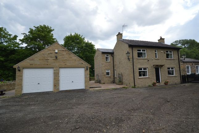 Thumbnail Detached house for sale in Leeds Road, Huddersfield