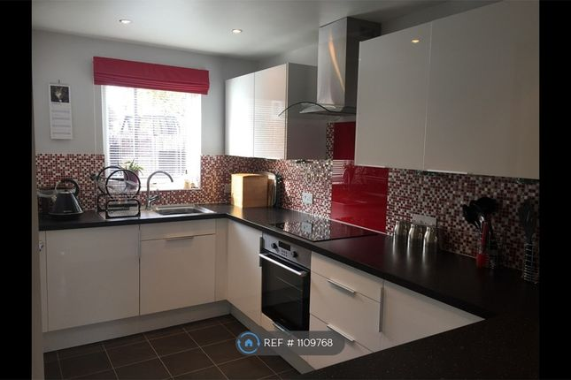2 bed terraced house to rent in Comb Paddock, Bristol BS9