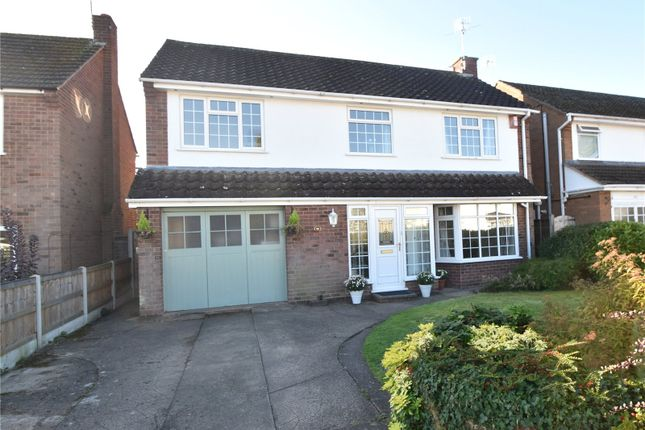 Thumbnail Detached house for sale in Northwick Close, Northwick, Worcestershire