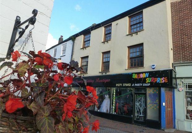 Thumbnail Maisonette to rent in Mermaid Walk, Barnstaple, North Devon