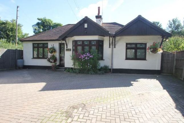Thumbnail Detached bungalow for sale in St. Peters Road, Hockley