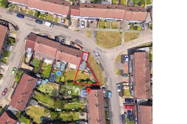 Thumbnail Land for sale in Belsize Road, Hemel Hempstead