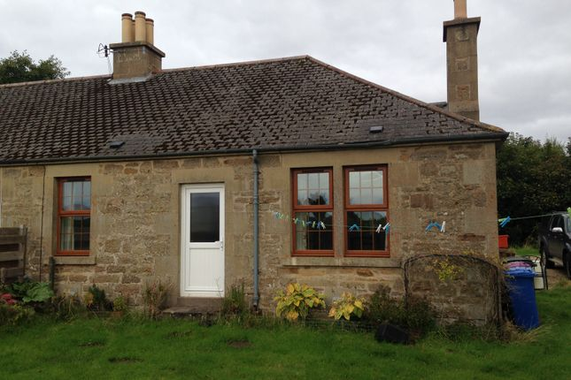 Thumbnail Cottage to rent in Duffus, Elgin, Moray
