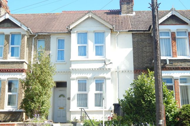 Thumbnail Terraced house to rent in Buckland Avenue, Dover