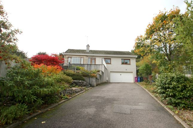 Thumbnail Detached house for sale in St Leonards Drive, Forres