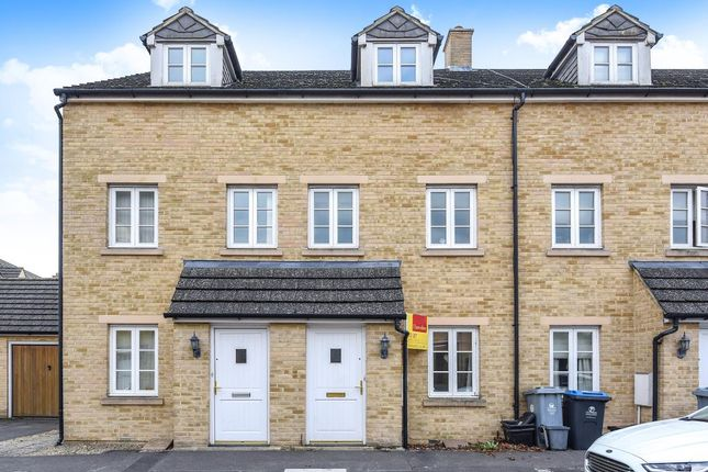 Thumbnail Town house to rent in Wilkinson Place, Witney
