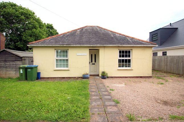 Thumbnail Detached bungalow for sale in Hunts Pond Road, Park Gate, Southampton