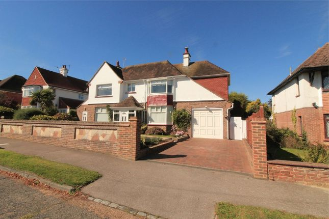 Thumbnail Detached house for sale in Westville Road, Bexhill On Sea, East Sussex