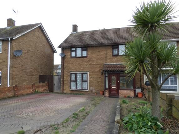 Thumbnail End terrace house for sale in Basildon, Essex, United Kingdom