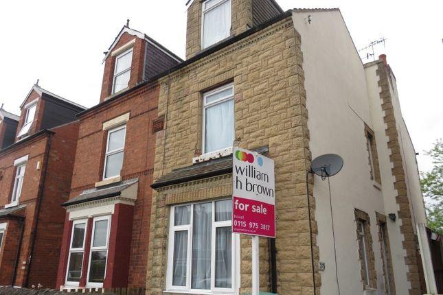 Thumbnail Semi-detached house for sale in Broomhill Road, Nottingham, Nottinghamshire