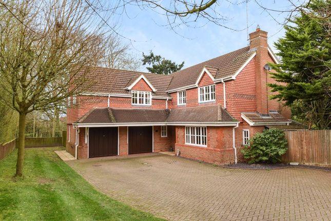 Thumbnail Detached house for sale in Montague Close, Wokingham