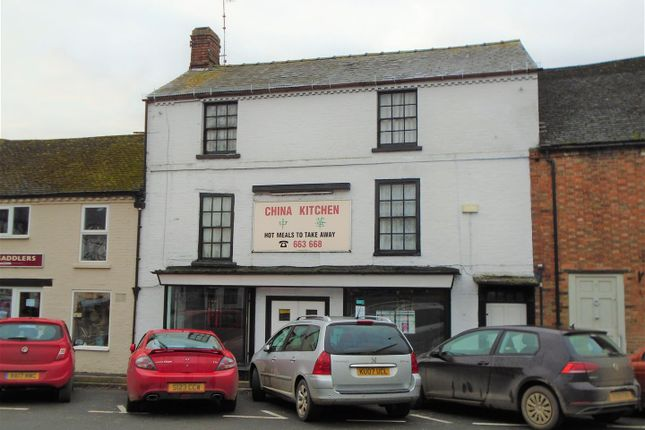 Thumbnail Commercial property for sale in West Street, Shipston-On-Stour