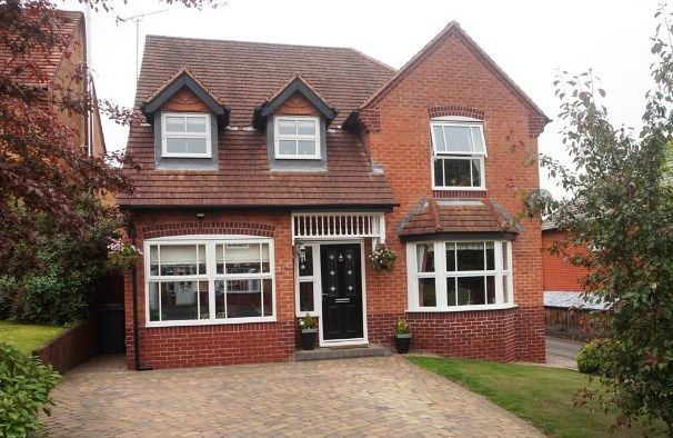 Thumbnail Detached house for sale in Oakleaf Rise, Far Forest