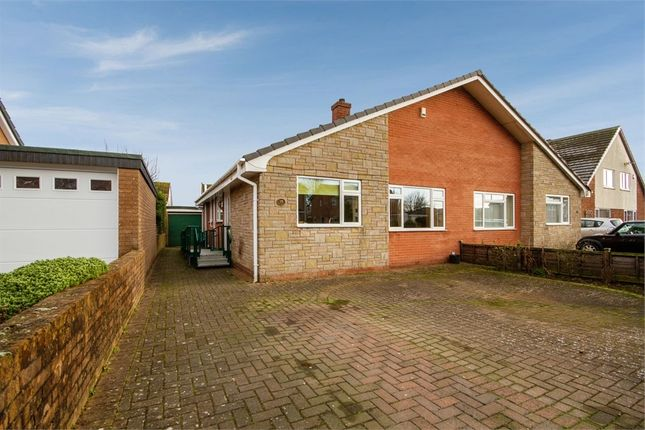 Thumbnail Semi-detached bungalow for sale in Egerton Grove, Carlisle, Cumbria