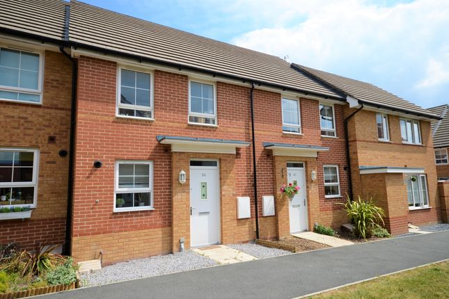 Thumbnail Terraced house to rent in Captains Parade, East Cowes