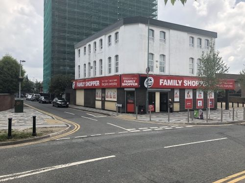 Thumbnail Retail premises for sale in Salford, Manchester