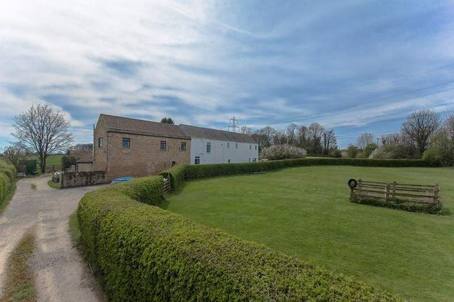 Thumbnail Commercial property for sale in Middlefield Lane, Kirk Smeaton, Pontefract