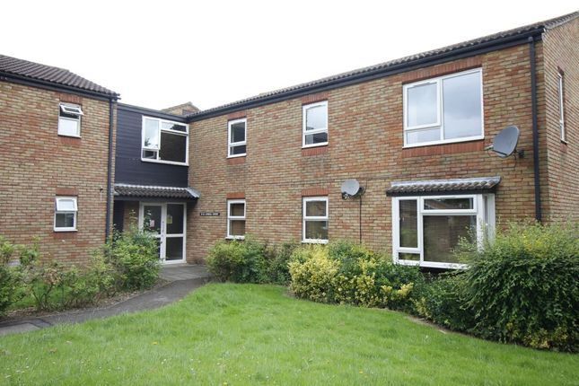 Thumbnail Flat to rent in Ansell Court, Stevenage