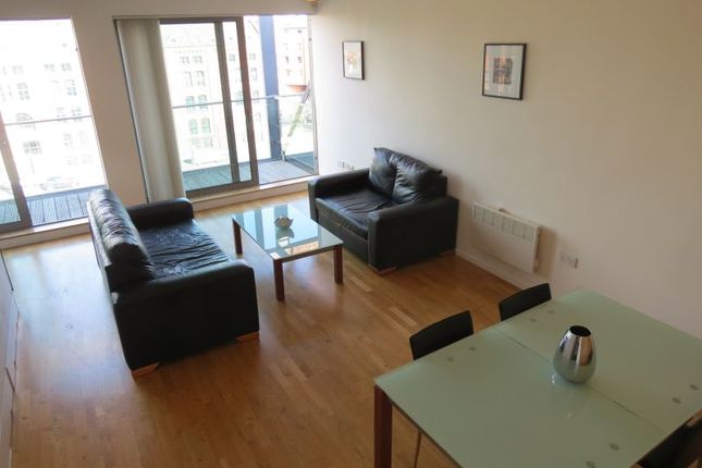 Thumbnail Flat to rent in The Boxworks, 4 Worsley Street, Castlefields