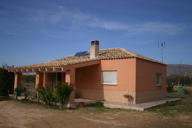 2 bed villa for sale in Caudete, Albacete, Spain