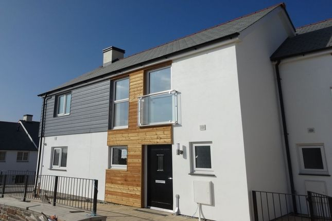 Thumbnail Semi-detached house for sale in Scarletts Well Park, Bodmin