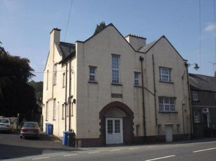 Thumbnail Flat for sale in Church House, London Road, Corwen, Denbighshire