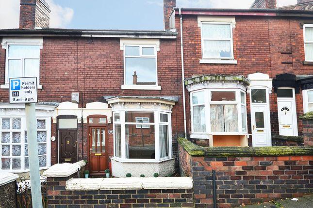 Terraced house for sale in Eaton Street, Northwood, Stoke-On-Trent