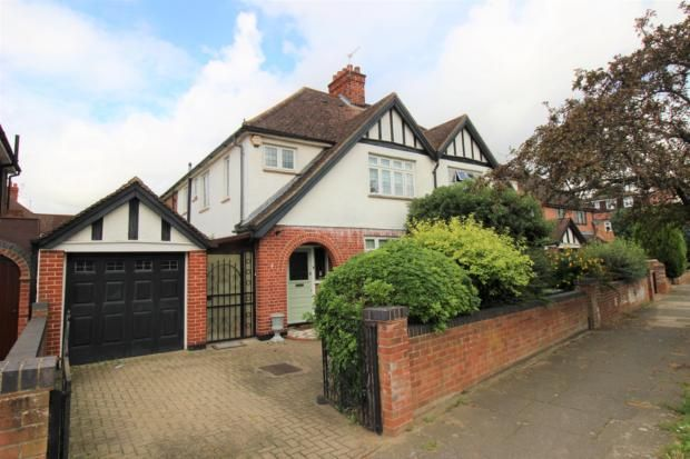 Thumbnail Detached house to rent in Philpotts Avenue, Bedford