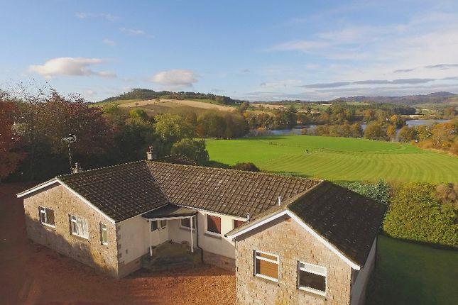 Thumbnail Detached bungalow for sale in Craigie, Blairgowrie, Perthshire