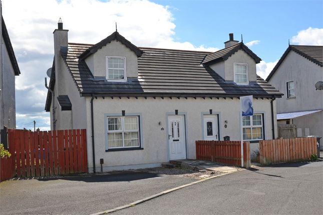 Thumbnail Semi-detached house for sale in Braden Glen, Newtownabbey, County Antrim