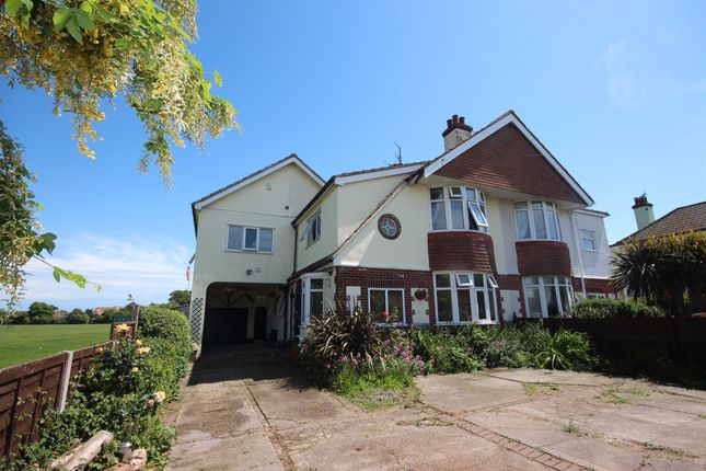 Thumbnail Semi-detached house for sale in Fourth Avenue, Clacton-On-Sea