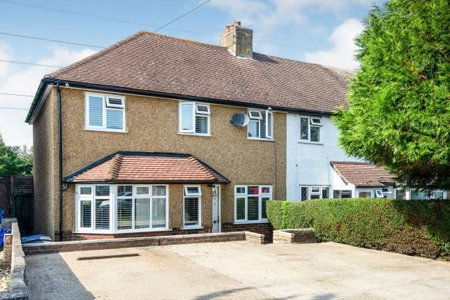 Front of Ashby Avenue, Chessington, Surrey, . KT9
