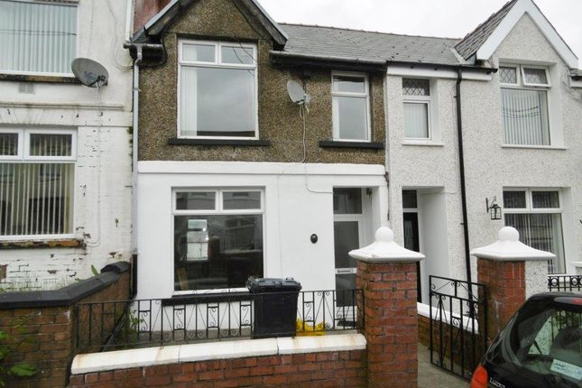 Thumbnail Terraced house to rent in Bournville, Tredegar