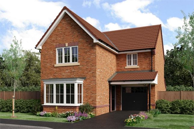 "Thumbnail Town house for sale in ""Carroll"" at Sophia Drive, Great Sankey, Warrington"