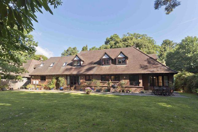 Thumbnail Detached house to rent in Falconhurst, Oxshott, Surrey