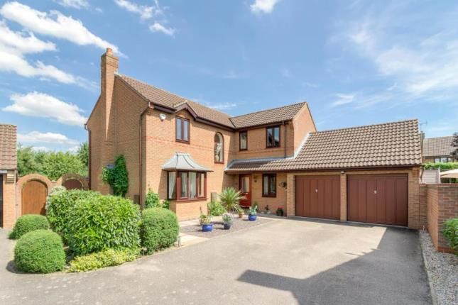 Thumbnail Detached house for sale in Handel Mead, Old Farm Park, Milton Keynes