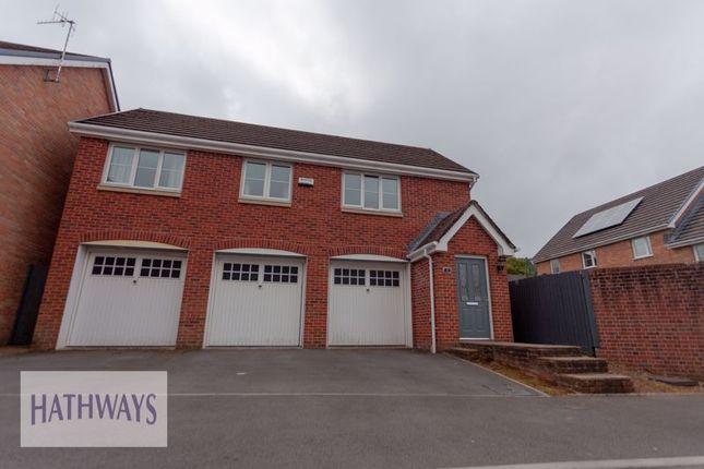 Thumbnail Property for sale in Hanbury Grove, Pontypool
