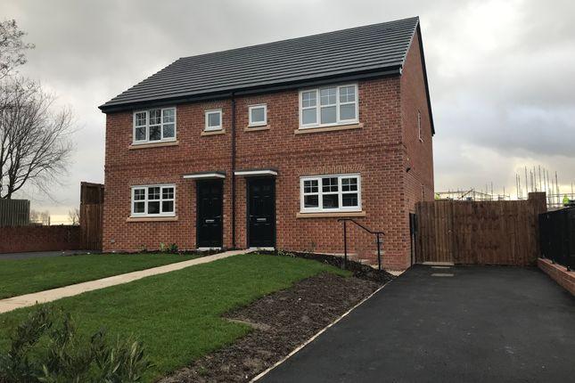 Semi-detached house in  Burnside Crescent  Middleton  Manchester  Manchester